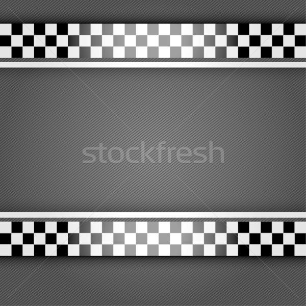 Metallic gray sheet Stock photo © Ecelop