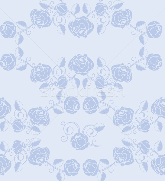 Roses pattern seamless Stock photo © Ecelop