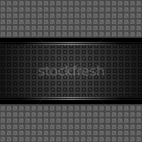 Stock photo: Structure plastic on corduroy backdrop, carbon fiber backdrop