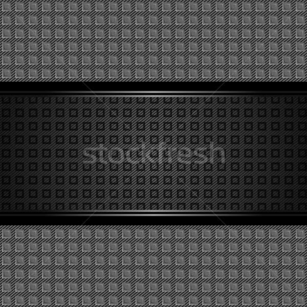 Structure plastic on corduroy backdrop, carbon fiber backdrop Stock photo © Ecelop