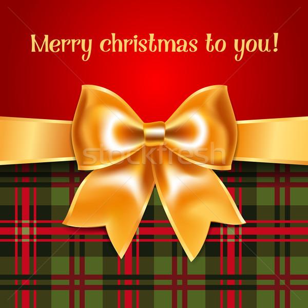 Stock fotó: Vidám · karácsony · születésnap · művészet · doboz · ajándék
