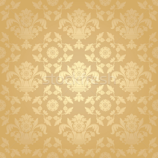 Seamless pattern, floral background Stock photo © Ecelop