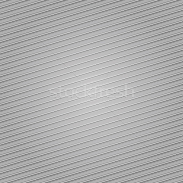 Corduroy background, gray fabric texture Stock photo © Ecelop