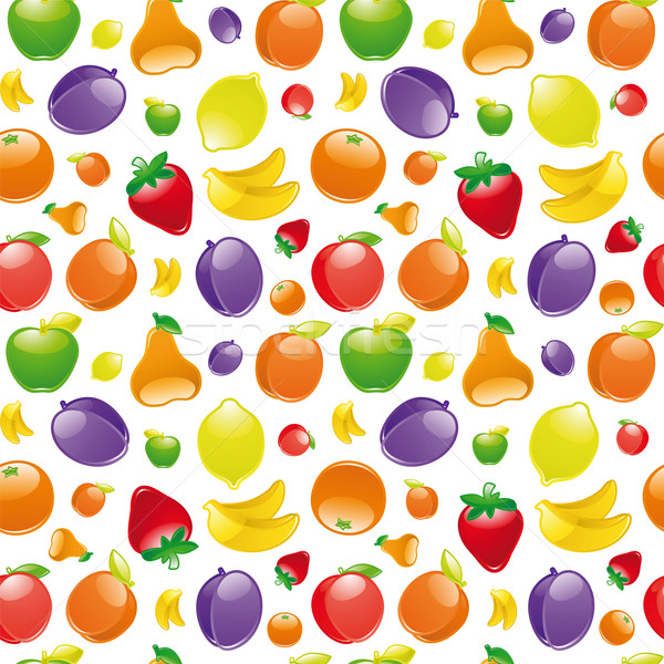 Frutta sfondo estate arancione web Foto d'archivio © Ecelop
