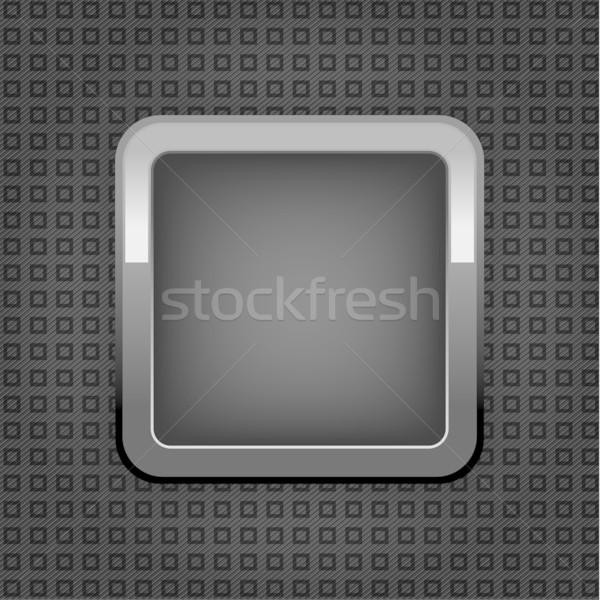 Foto d'archivio: Cromo · plastica · texture · vuota · pulsante