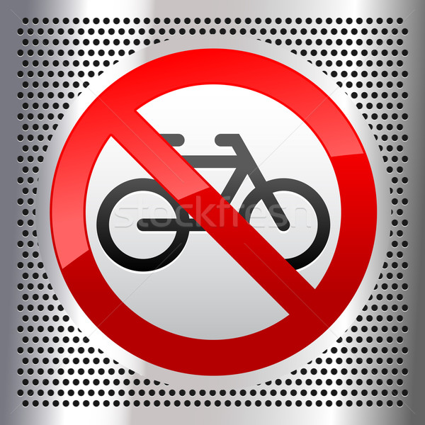 Symbols bike Stock photo © Ecelop