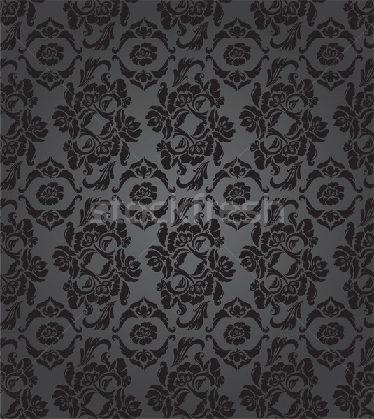 Floral pattern, background seamless Stock photo © Ecelop