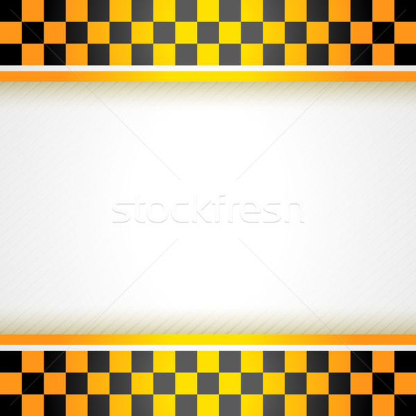 Cab background square Stock photo © Ecelop