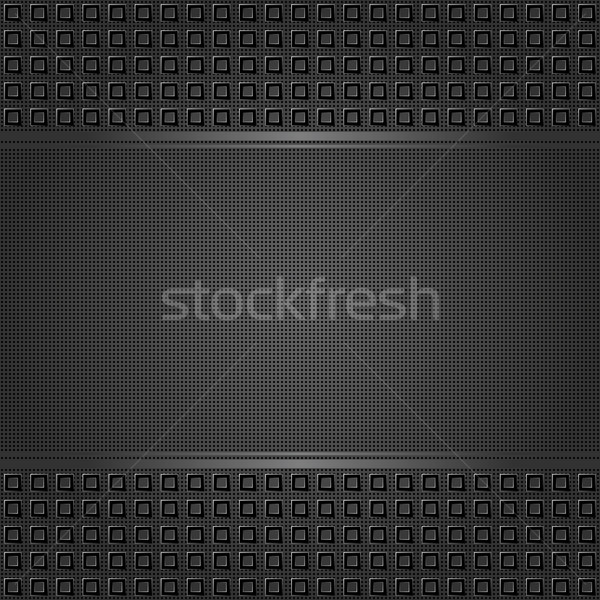 Structure plastic on corduroy backdrop, carbon fiber wallpaper Stock photo © Ecelop