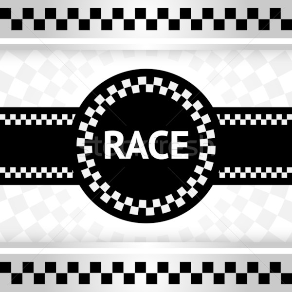 Race new backdrop Stock photo © Ecelop