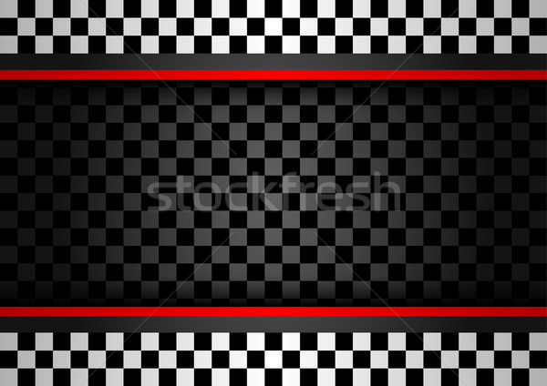 Racing horizontal backdrop Stock photo © Ecelop