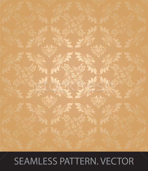 Seamless patterns, gold Stock photo © Ecelop