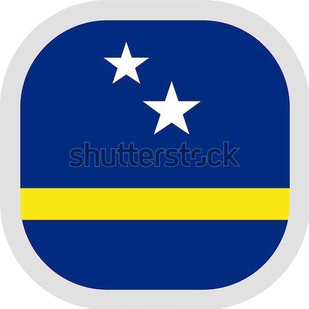 Stockfoto: Wereld · vlag · vorm · witte · reizen
