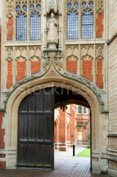Eton College, Windsor Stock photo © EcoPic