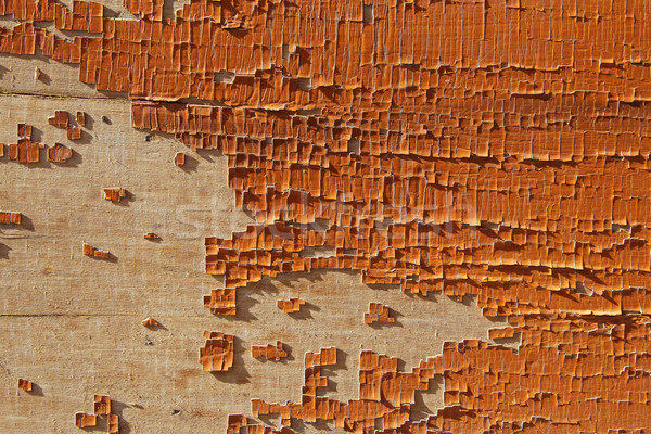 Flaking paint background Stock photo © EcoPic