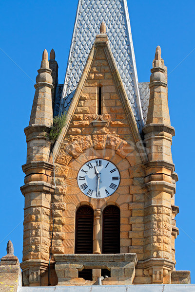 Church tower Stock photo © EcoPic