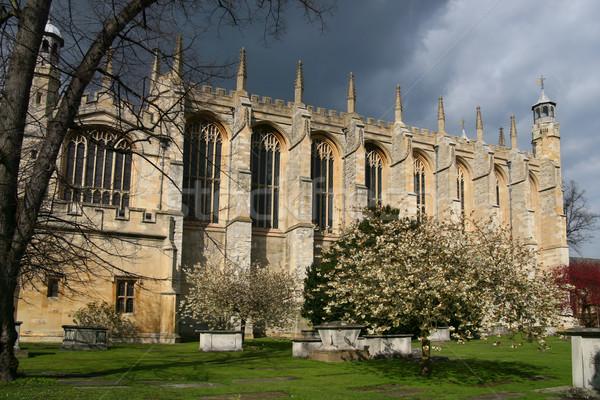Eton College Chapel, Windsor Stock photo © EcoPic