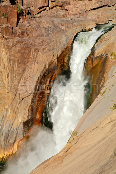 Augrabies Falls - South Africa  Stock photo © EcoPic