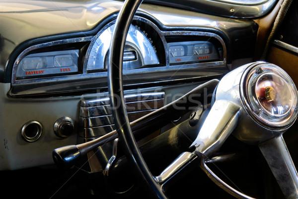 Vintage car Stock photo © EcoPic