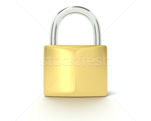 Security - Lock Stock photo © edgeofmadness