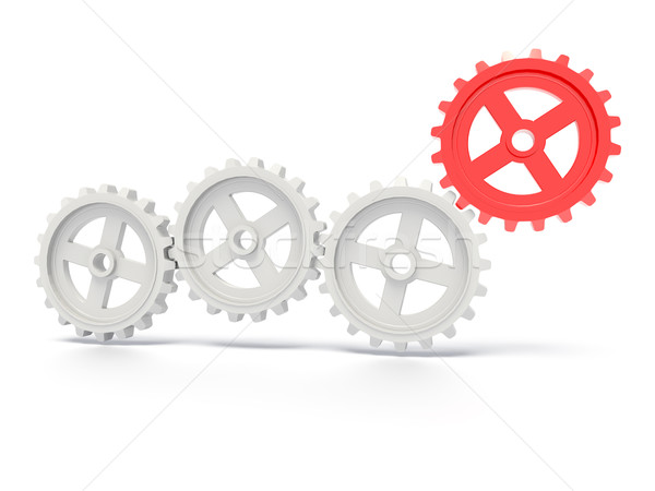 Gear Concepts Stock photo © edgeofmadness