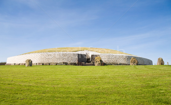 UNESCO Heritage - Newgrange, Ireland Stock photo © Eireann