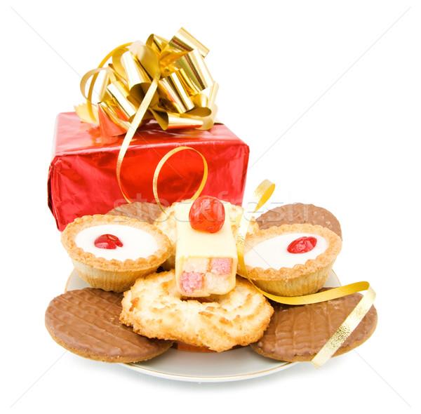 パーティ お菓子 ギフト 歳の誕生日 お祝い 政党 ストックフォト © Eireann