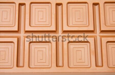 Chocolate dourado celebração especial Foto stock © Eireann