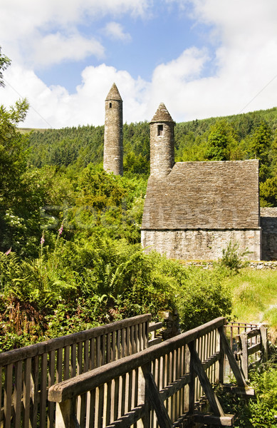 Aziz mutfak kilise simge İrlanda Stok fotoğraf © Eireann