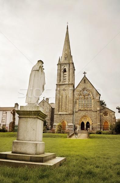祈り 神 クリスチャン 教会 祈っ 像 ストックフォト © Eireann