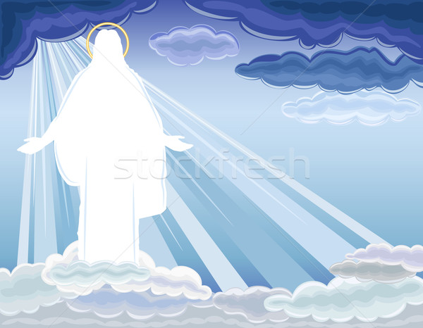 Christ is Risen - The Resurrection Stock photo © Eireann
