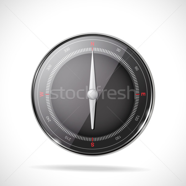 3d compass background Stock photo © elaine