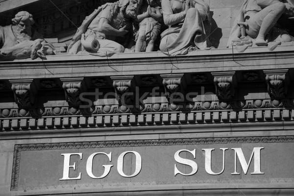 Detay bazilika Budapeşte Macaristan komut Stok fotoğraf © eldadcarin