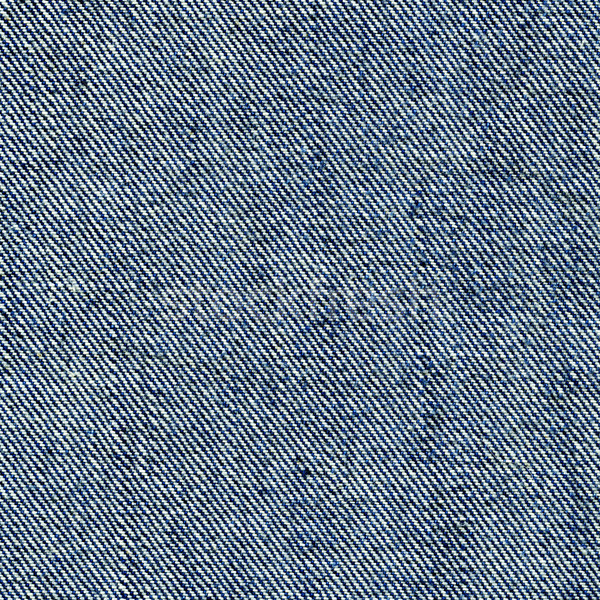 Denim Fabric Texture - Light Blue Stock photo © eldadcarin