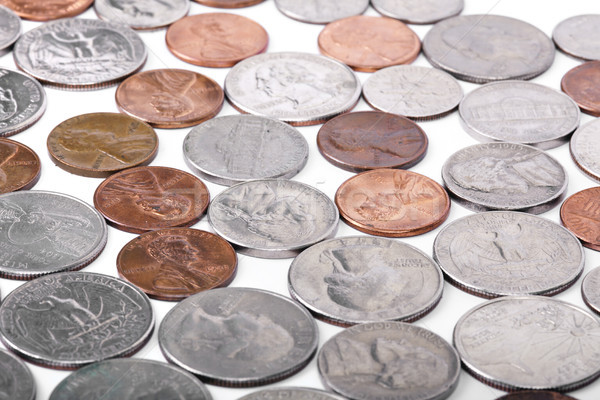 USA Coins Stock photo © eldadcarin