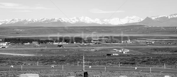 Patagonia Panorama Stock photo © eldadcarin