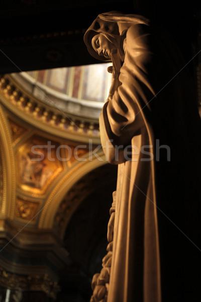 Saint Teresa Stock photo © eldadcarin