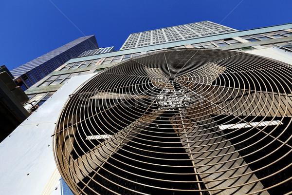 Foto stock: Urbano · ar · ao · ar · livre · unidade · manhattan