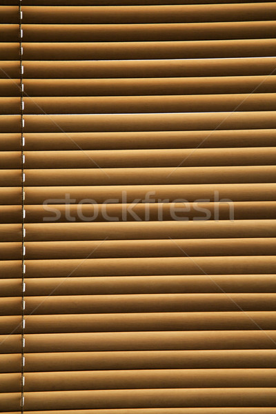 Closed Venetian Blinds Stock photo © eldadcarin
