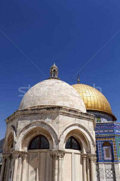 Dome of the Rock Stock photo © eldadcarin