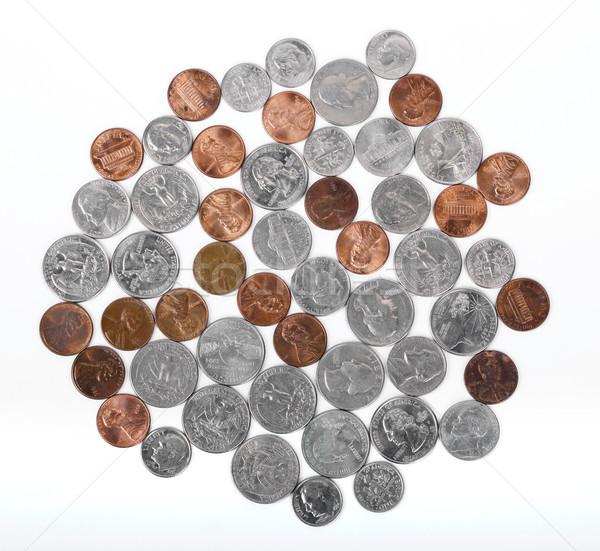 USA Coins Stock photo © eldadcarin