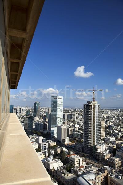 Skyscraper View Stock photo © eldadcarin