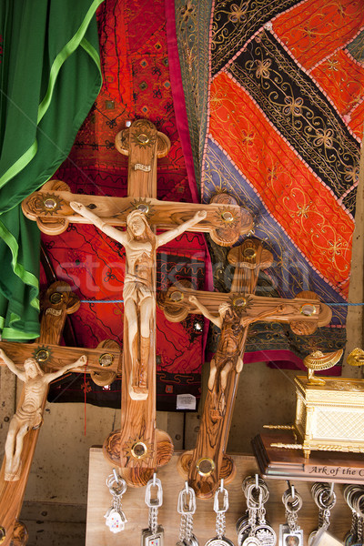 Crucifixion as Merchandise Stock photo © eldadcarin