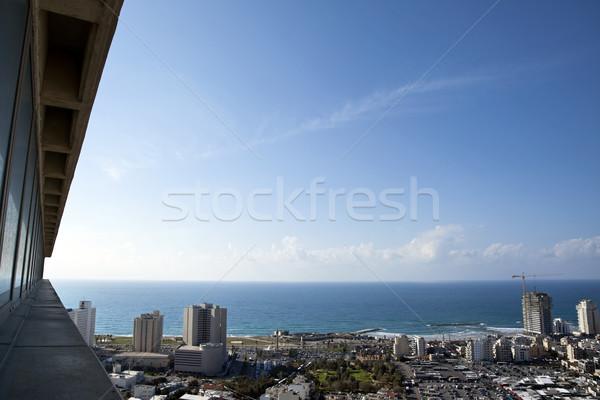 Skyscraper POV Stock photo © eldadcarin