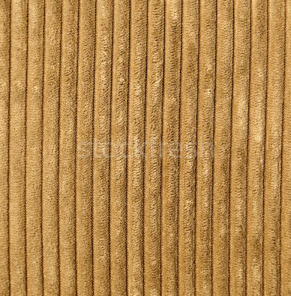 Weefsel textuur licht bruin achtergrond Stockfoto © eldadcarin