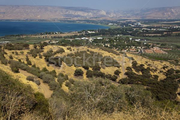 Sea of Galilee Stock photo © eldadcarin