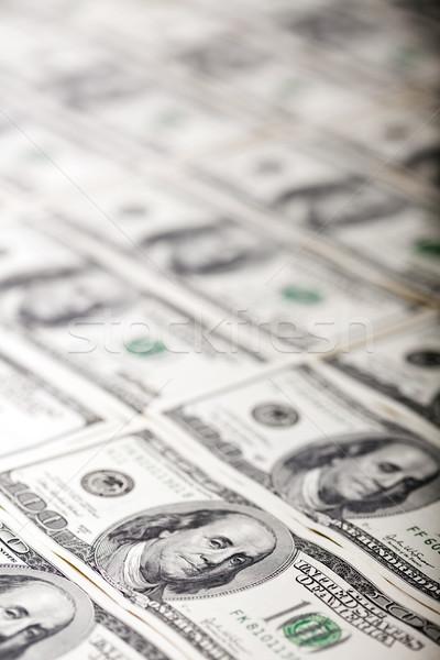 Quantité 100 argent note Photo stock © eldadcarin