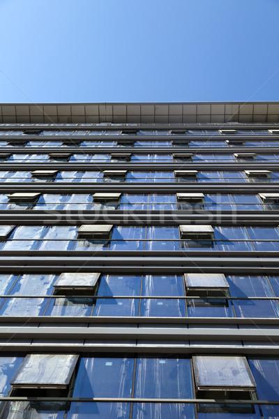 Building from Below Stock photo © eldadcarin