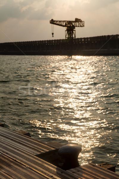 Inclement Vintage Port Stock photo © eldadcarin