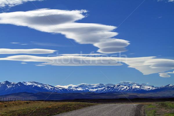 Patagonia Rural Scenery Stock photo © eldadcarin